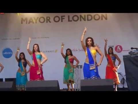 The Bollywood Co. - Diwali on the Square 2016