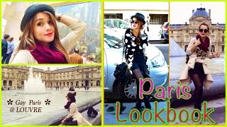 PARIS LOOKBOOK PART 2 OUTFIT IDEAS Thumbnail
