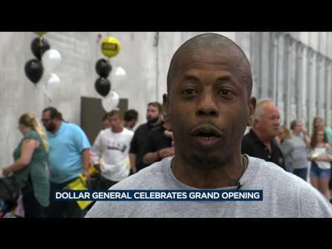Dollar General Celebrates Grand Opening