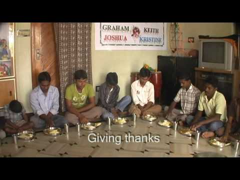 Polio Childrens Work in Tenali India by Carrot Tops. Promotional Video