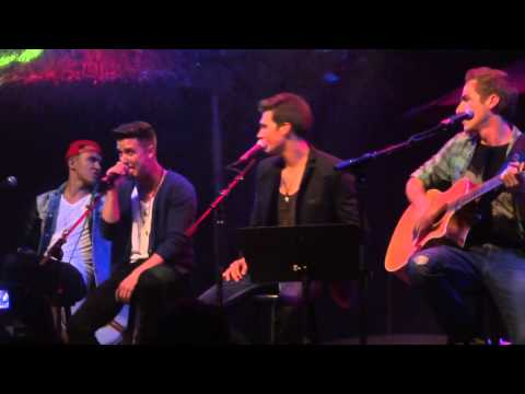 Nothing Even Matters Acoustic  Big Time Rush