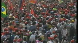Imola 94: ORF-Sondersendung zu Senna