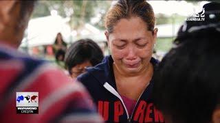 Operation Blessing ajută persoanele afectate de erupțiile vulcanului Taal din Filipine