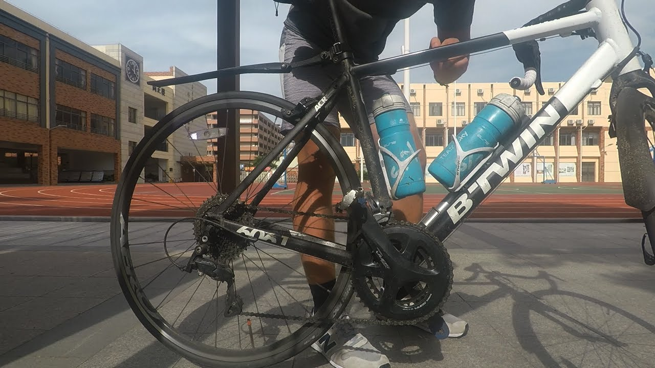 7b06b350f44 Does 11-40 Cassette WORK With Shimano SORA 9 Speed?! - YouTube