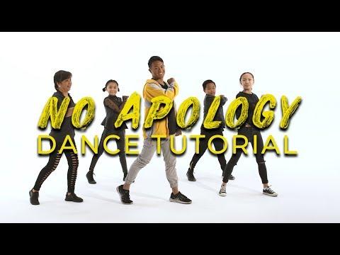 Karencitta - #NoApologyDanceChallenge (Official Dance Tutorial by Leo Albea)