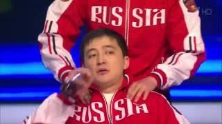 КВН Сборной России по футболу посвящается   ТОП 10 лучших номеров