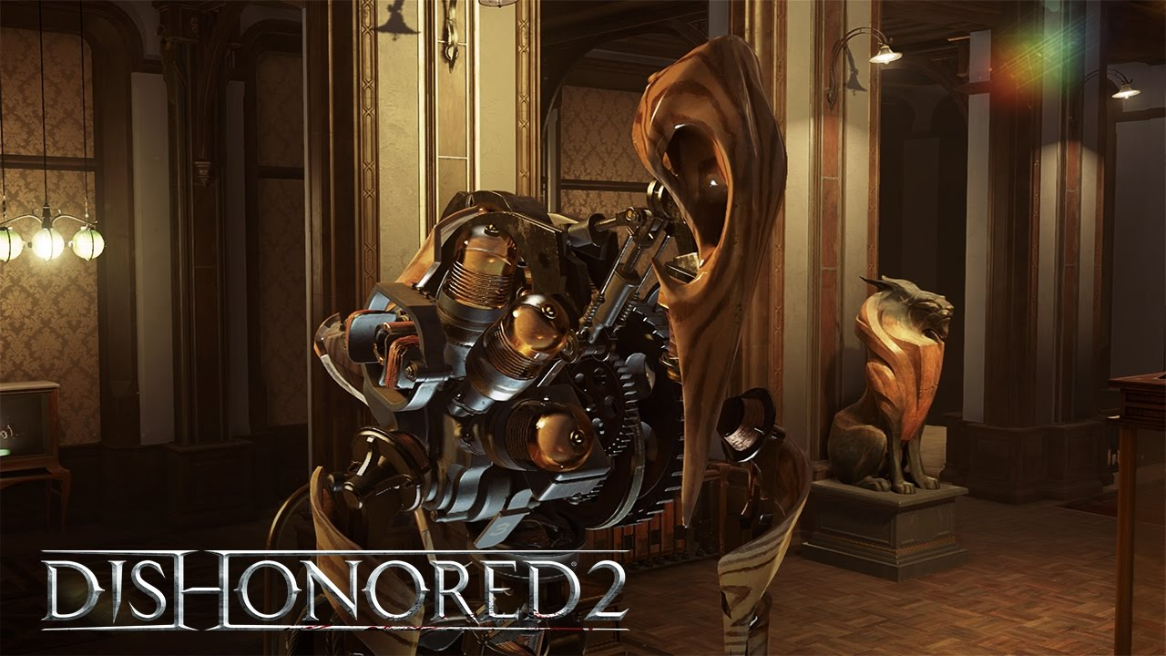 Image result for Dishonored 2 PC Version Running Into Issues on Early Access Day images