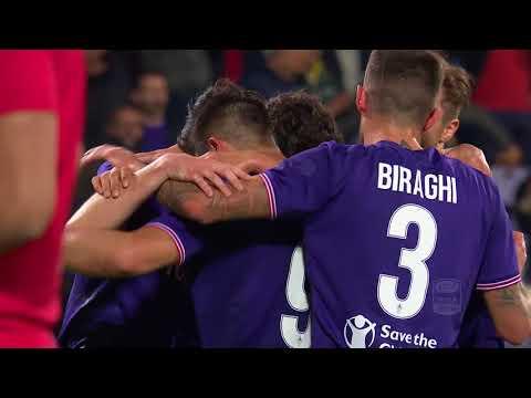 Il gol di Veretout (31') - Fiorentina - Lazio 3-4 - Giornata 33 - Serie A TIM 2017/18