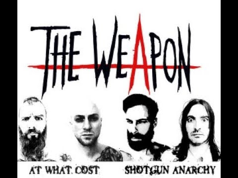 """Killswitch's Jesse Leach project """"The Weapon"""" almost ready for 1st official release!"""