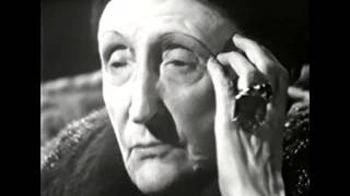 Dame Edith Sitwell - Face to Face Interview 1959