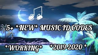 5+ *NEW* ROBLOX MUSIC ID CODES *WORKING* *2019-2020*