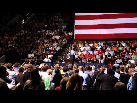 President Obama: the Jobs Act, Richmond