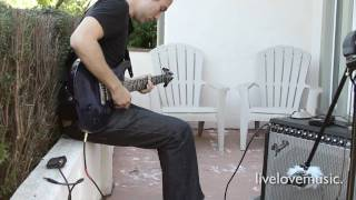 Line 6 Relay G30 Review (Wireless Guitar System)
