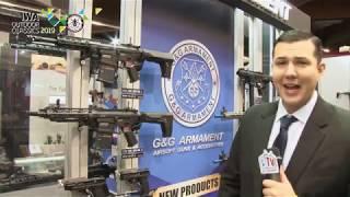 G&G Armament in IWA 2019