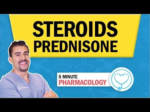 pharmacology-l-steroids---prednisone---nursing-rn-pn-(made-easy)