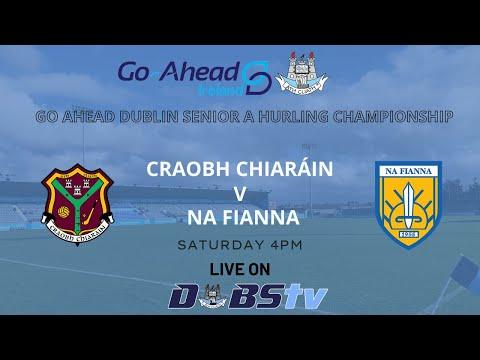 SHC A - Craobh Chiaráin v Na Fianna