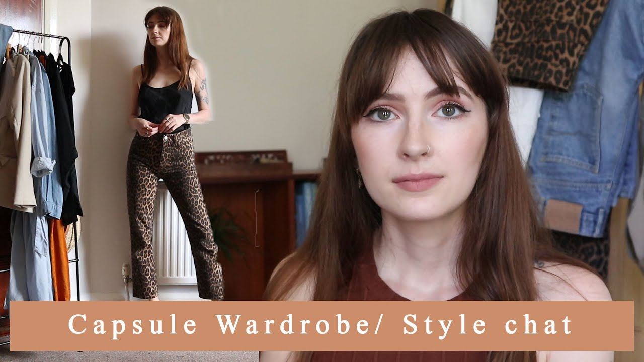 2K GIVEAWAY & Style Q&A | How to Find Style Inspiration & Maintain a Capsule Wardrobe Long Term