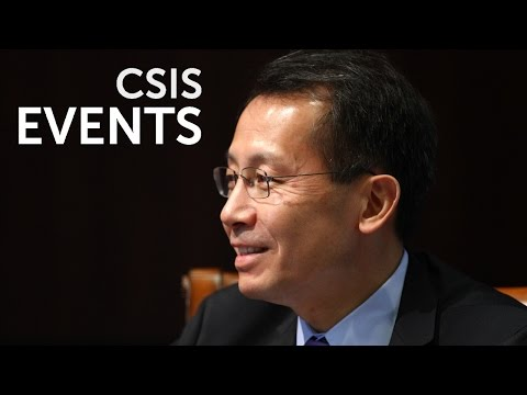 The Future of IFC, featuring Jin-Yong Cai, Executive Vice President and CEO, (IFC)