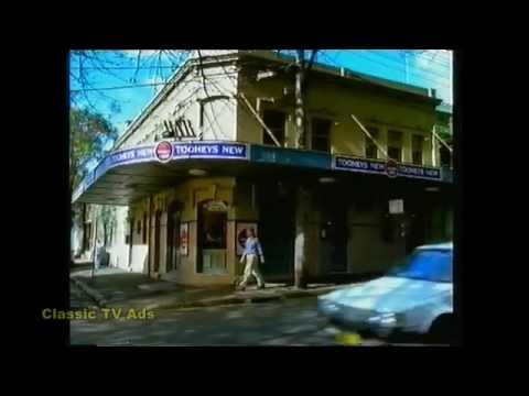 Tooheys Blind Man Beer Commercial - Very Funny! 2001