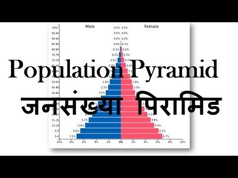 Population Pyramid/जनसंख्या पिरामिड