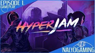 Hyper Jam - Gameplay Video