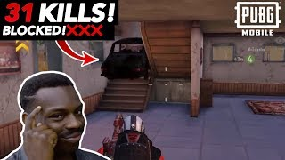 THEY BLOCKED THE STAIRS & THIS HAPPENED | GodNixon's Tips and Tricks | PUBG Mobile