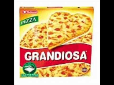 Grandiosa Pizzaperjantai -biisi