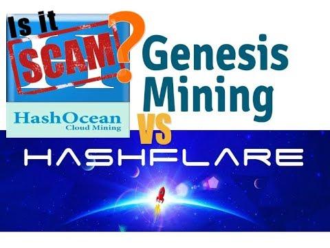Bitcoin Cloud Mining – is a SCAM? ( Hashflare, Genesis, Hashocean, Nicehash )