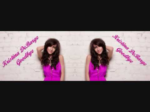 Kristina DeBarge-Goodbye (Instrumental)