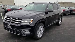 2019 VW Atlas 3.6 SEL Premium with 4Motion