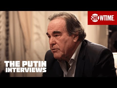 The Putin Interviews | Vladimir Putin vs. Oliver Stone | SHO