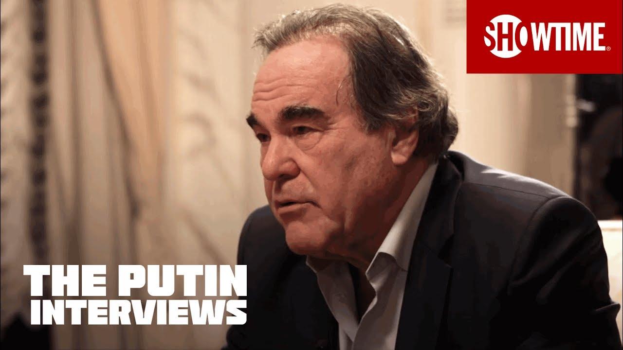 The Putin Interviews Vladimir Putin Vs Oliver Stone Showtime Documentary