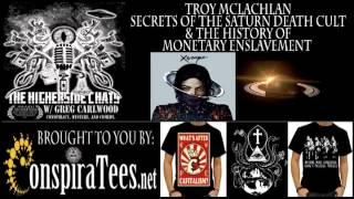 Troy McLachlan | Secrets of the Saturn Death Cult & The Monetary Enslavement Conspiracy