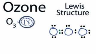 Ozone Lewis Structure: How to Draw the Lewis Structure for Ozone