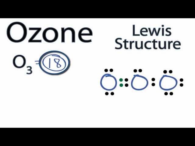 O3 Bond Angle: Basic -O3 Lewis, Resonance, Shape, Polarity