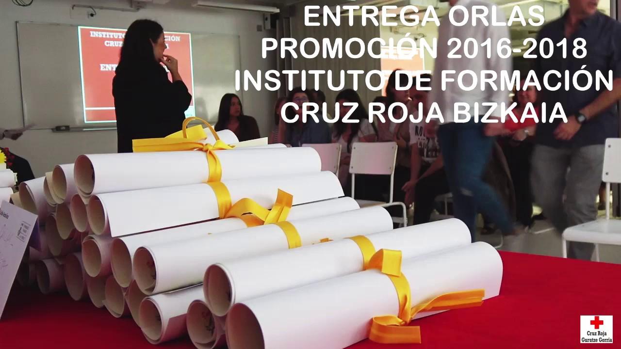 Acto De Entrega De Orlas Al Alumnado De Los Ciclos Formativos De Grados Medios Y Superiores