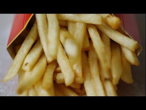 The Real Reason Why McDonald's Fries Taste So Delicious
