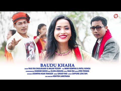 BAUDU KHAHA | NEW DIMASA VIDEO | RAJU RAJ DAULAGAJAO |