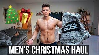 ASOS Men's Christmas Haul & Try On (Nike, Adidas, Asos)