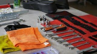 Comment choisir et emmener ses outils moto pour les sorties offroad et les road trip ?