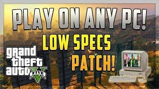 GTA 5 PC - How To Play GTAV On Low Specs!