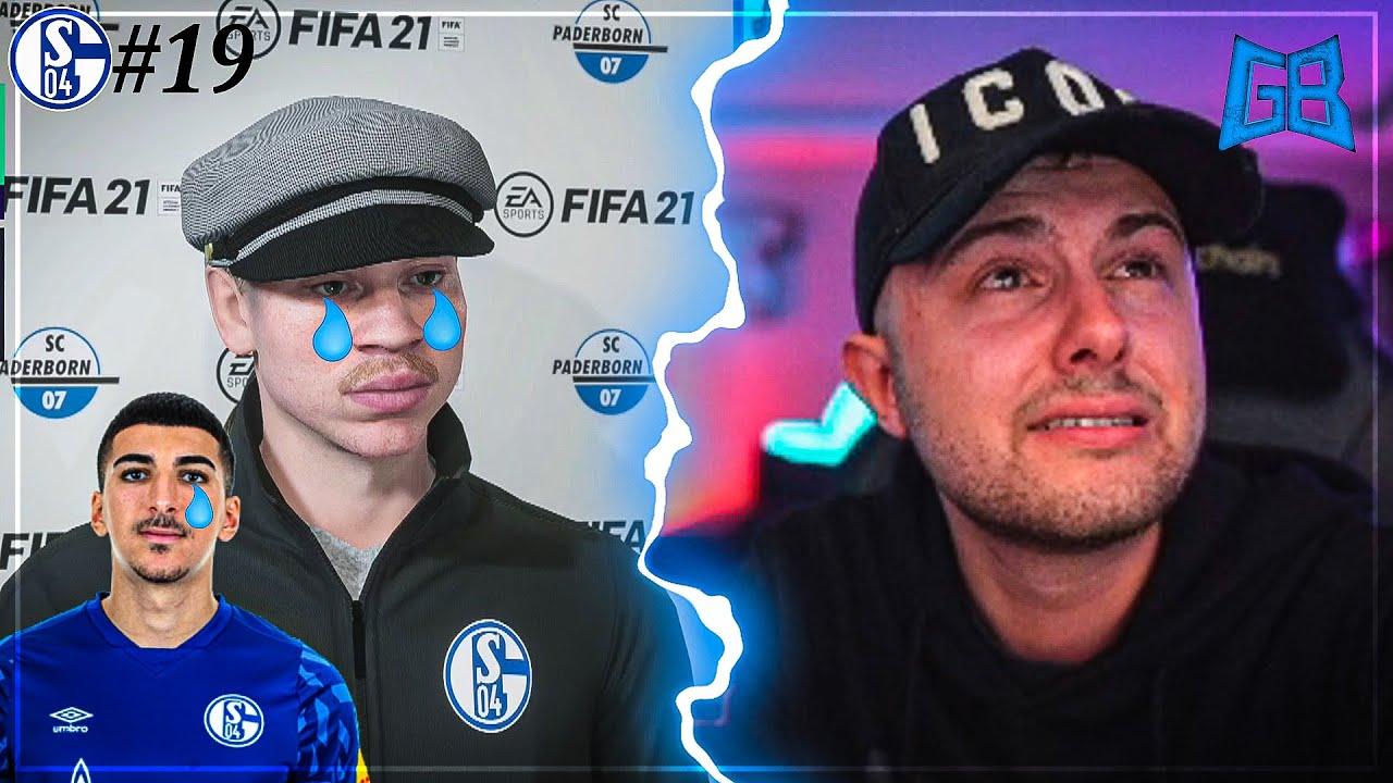 RÜDIGER RAMMEL WEINT 😢 EMOTIONALES GESPRÄCH mit BOUJELLAB 😬 FIFA 21: FC Schalke 04 Karriere #19