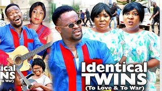 IDENTICAL TWINS SEASON 5 {NEW MOVIE} -ZUBBY MICHEAL|2020 LATEST MOVIE|LATEST NIGERIAN NOLLYWOOD MOVI