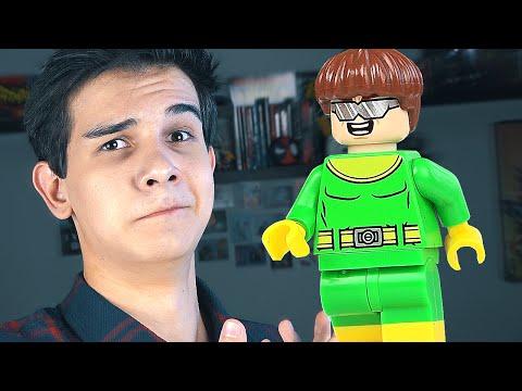 LEGO Marvel Ловушка ДОКТОРА ОСЬМИНОГА - Набор На Обзор (76059)