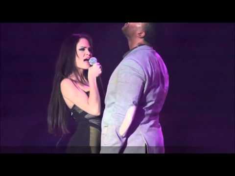Don Omar Ft  Natti Natasha - Dutty Love (Live) | FanClip