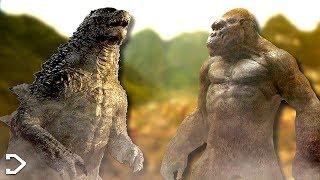 Does Godzilla Know About Kong & Skull Island? - MonsterVerse
