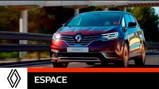 Nuevo Renault ESPACE | Asistente a la conducción