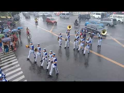 BACOOR CITY CAVITE FIESTA 2019 MARCHING BAND PARADE