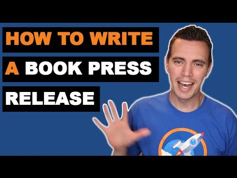 Book Press Release: How To Get Your Book On Big Time News Syndicates