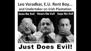 Will A Post UN Migration Pact Irish Province of EU Be A Globalist Hellhole or Utopian Fantasy?